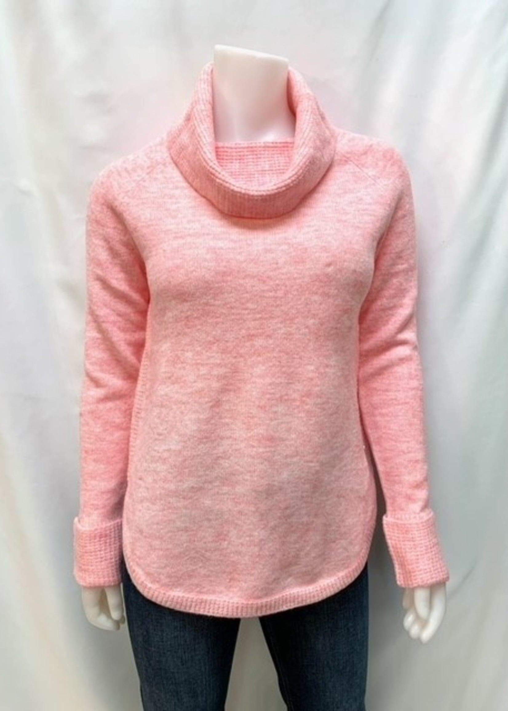 Point Zero Cowl Neck Sweater