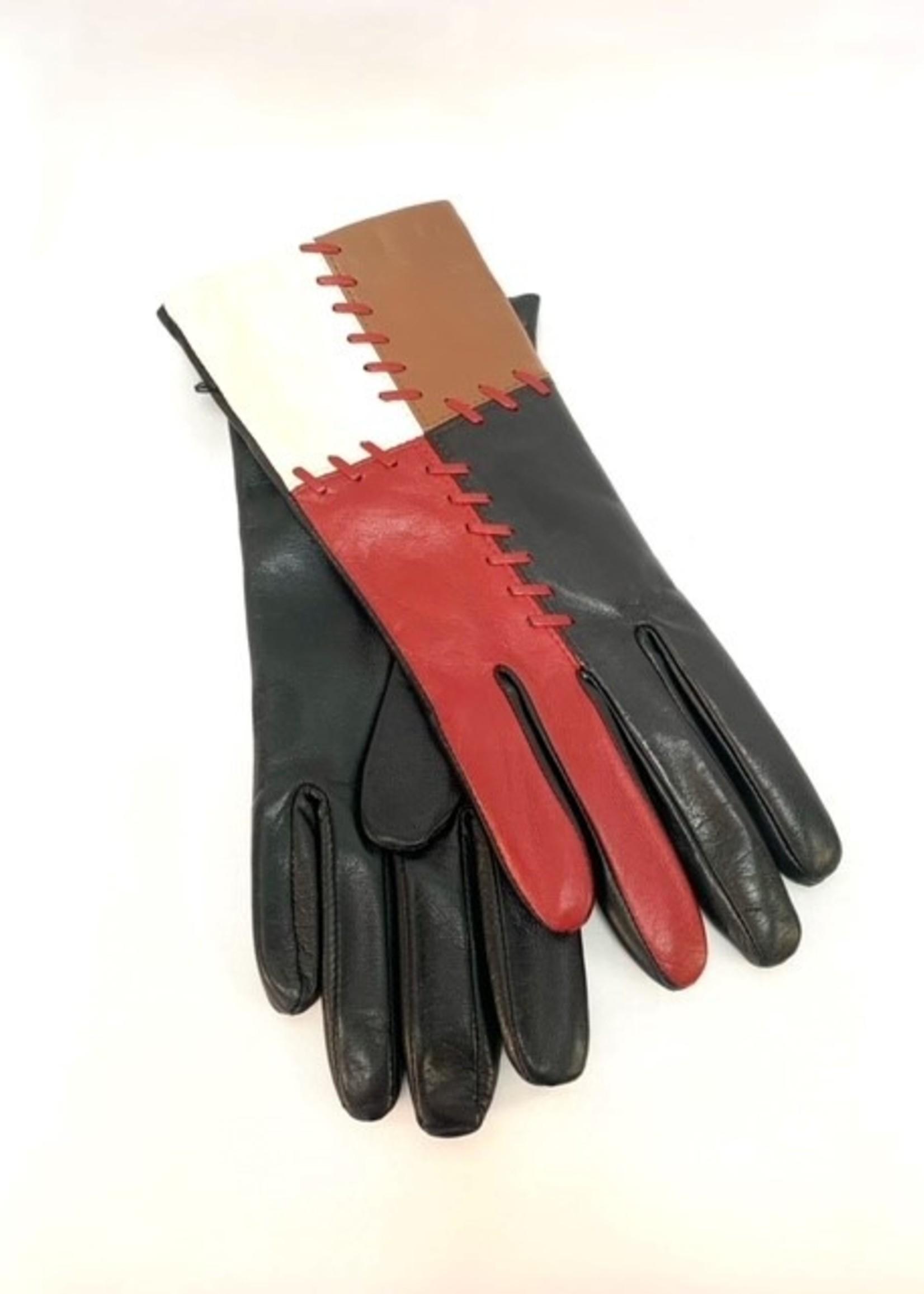 Albee  leather glove
