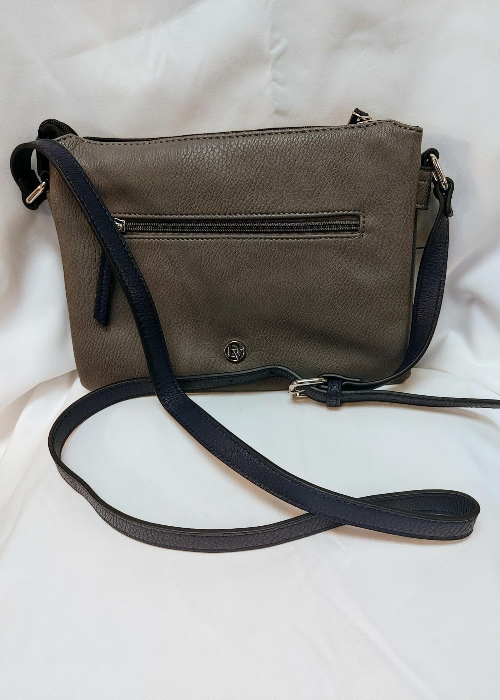 La Diva  leather handbag