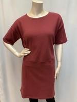DKR & Co Short sleeve sweatshirt dress