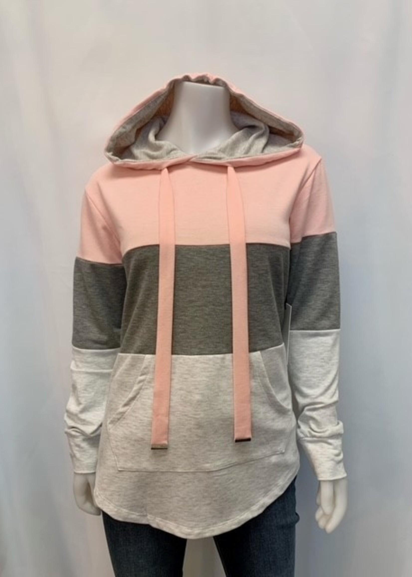 Point Zero kangaroo hoodie