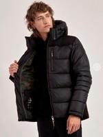 Point Zero Puffer jacket