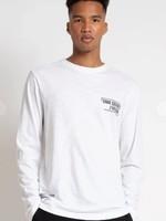 Point Zero Long Sleeve Print t-shirt