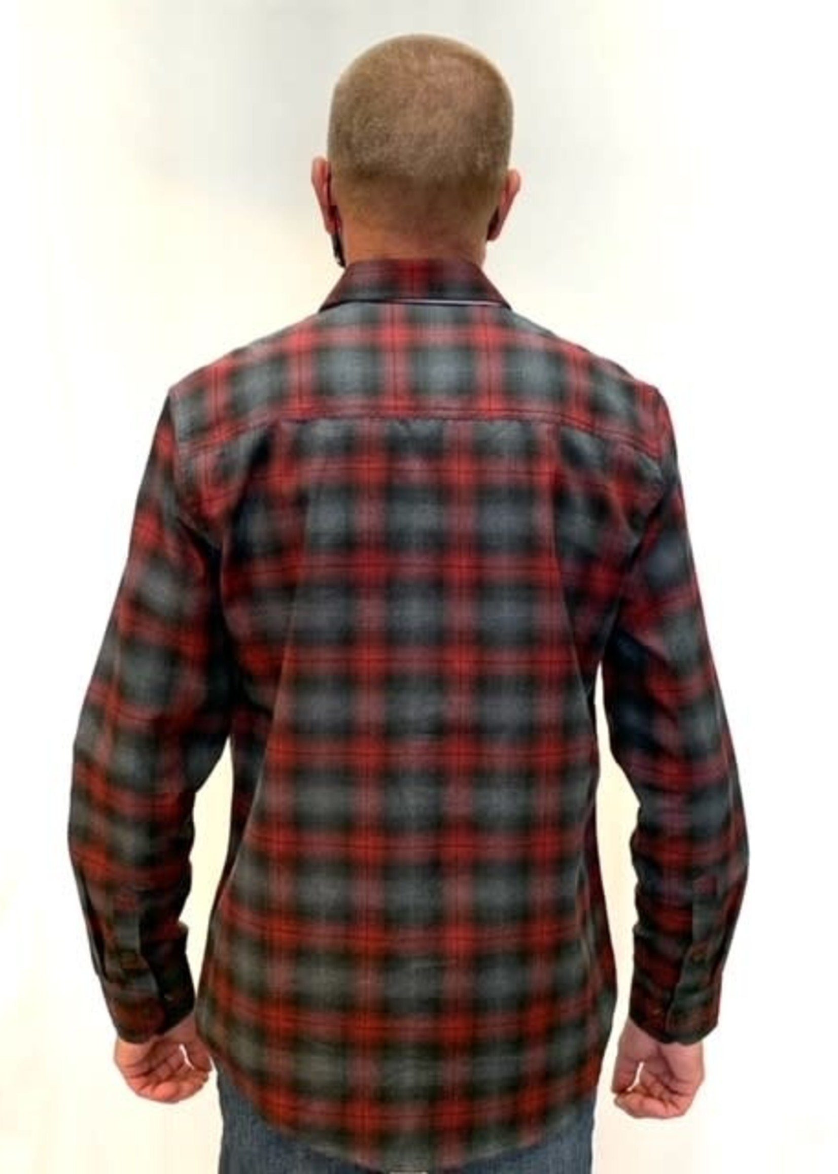 Point Zero Long Sleeve Checkered shirt