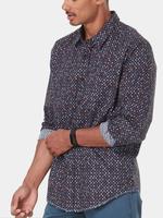 Black Bull Pattern shirt