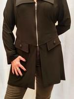 Artex Long blazer jacket
