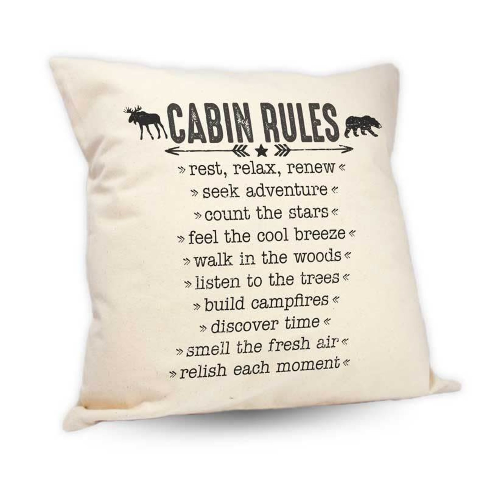 """Cabin Rules"""