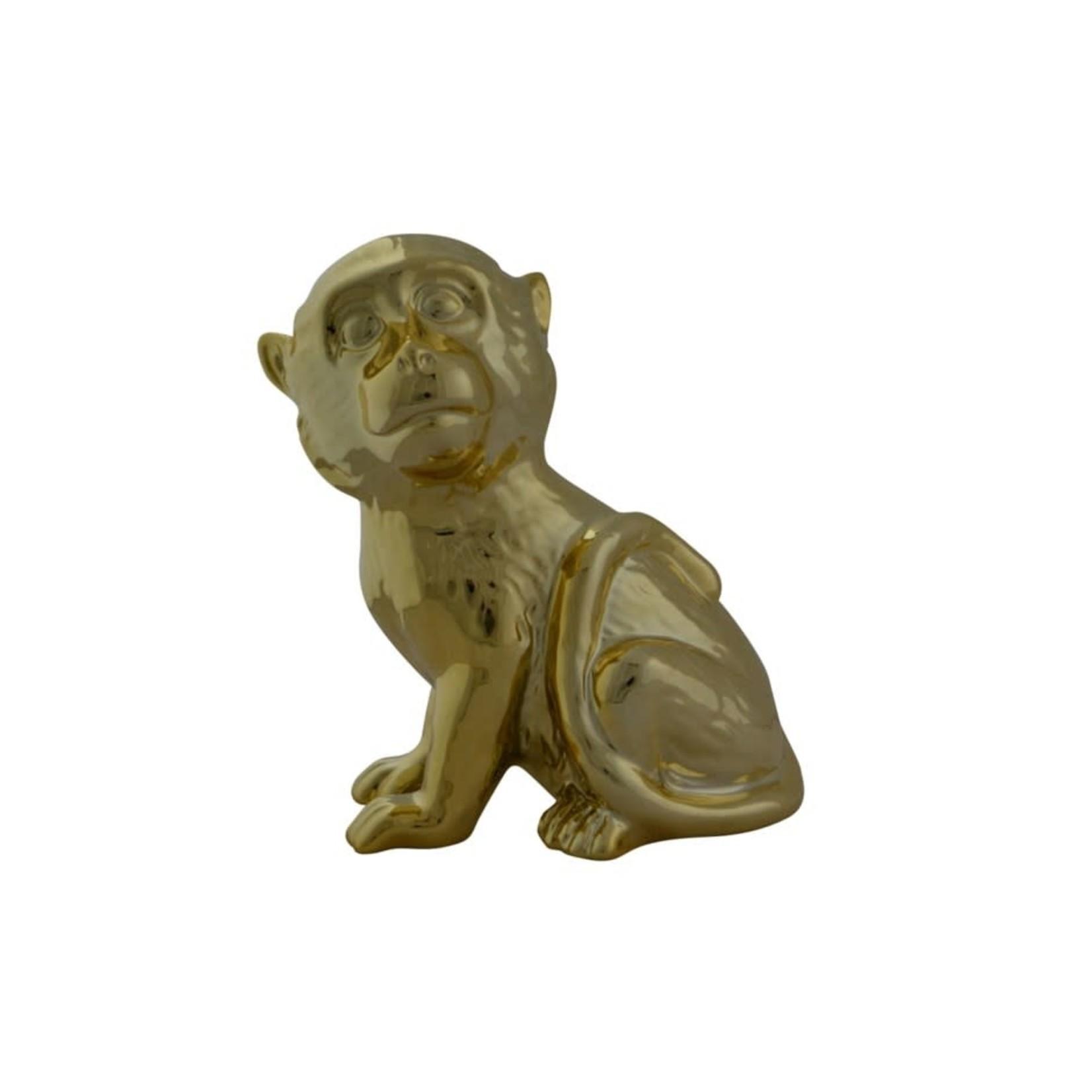 Monkey Bank - Gold