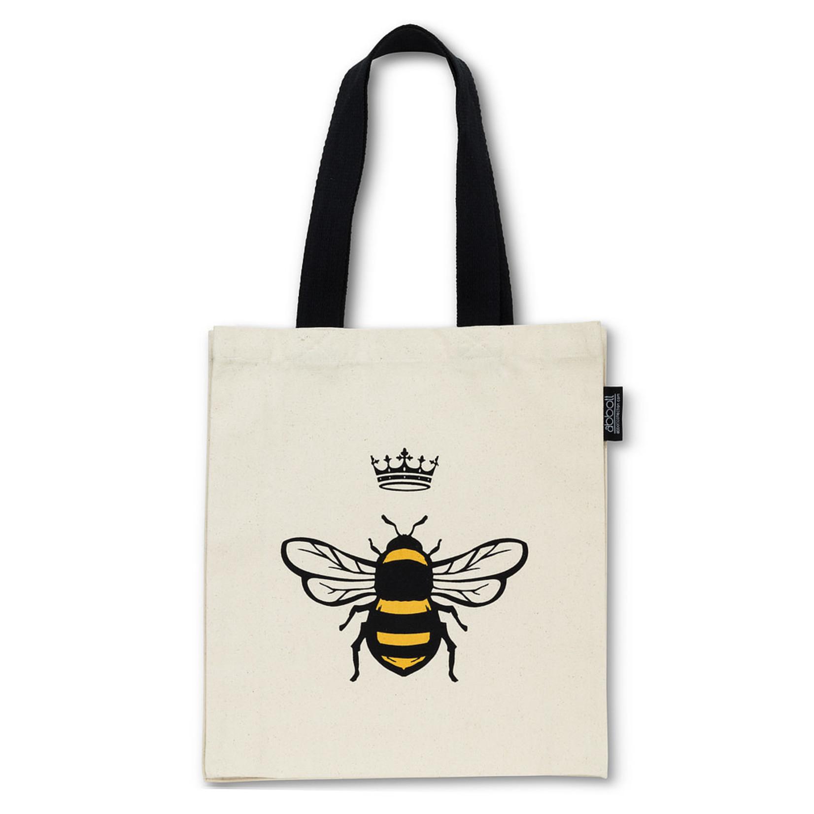 Bee w/Crown Tote