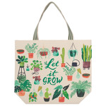 Let It Grow - Tote