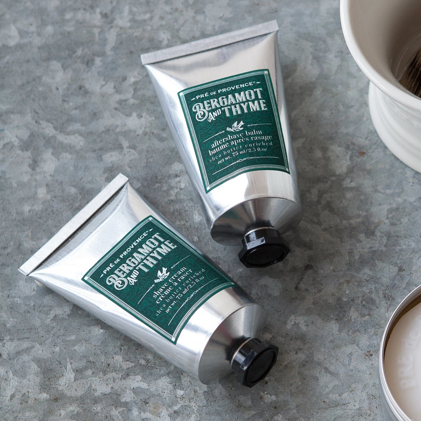 Bergamot & Thyme - Shave Cream (75ml)