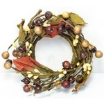 Chelsea Berry Candle Ring