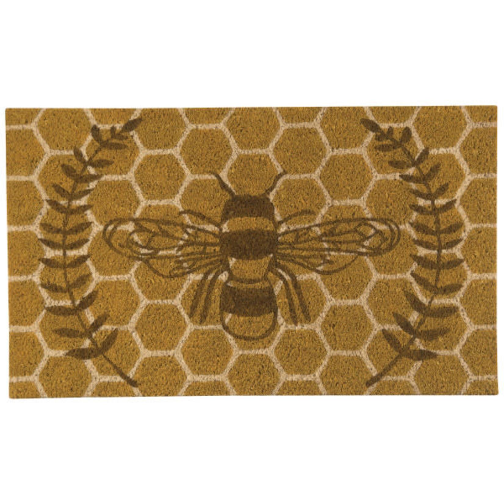 Honeybee Doormat