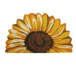 Sunflower Doormat