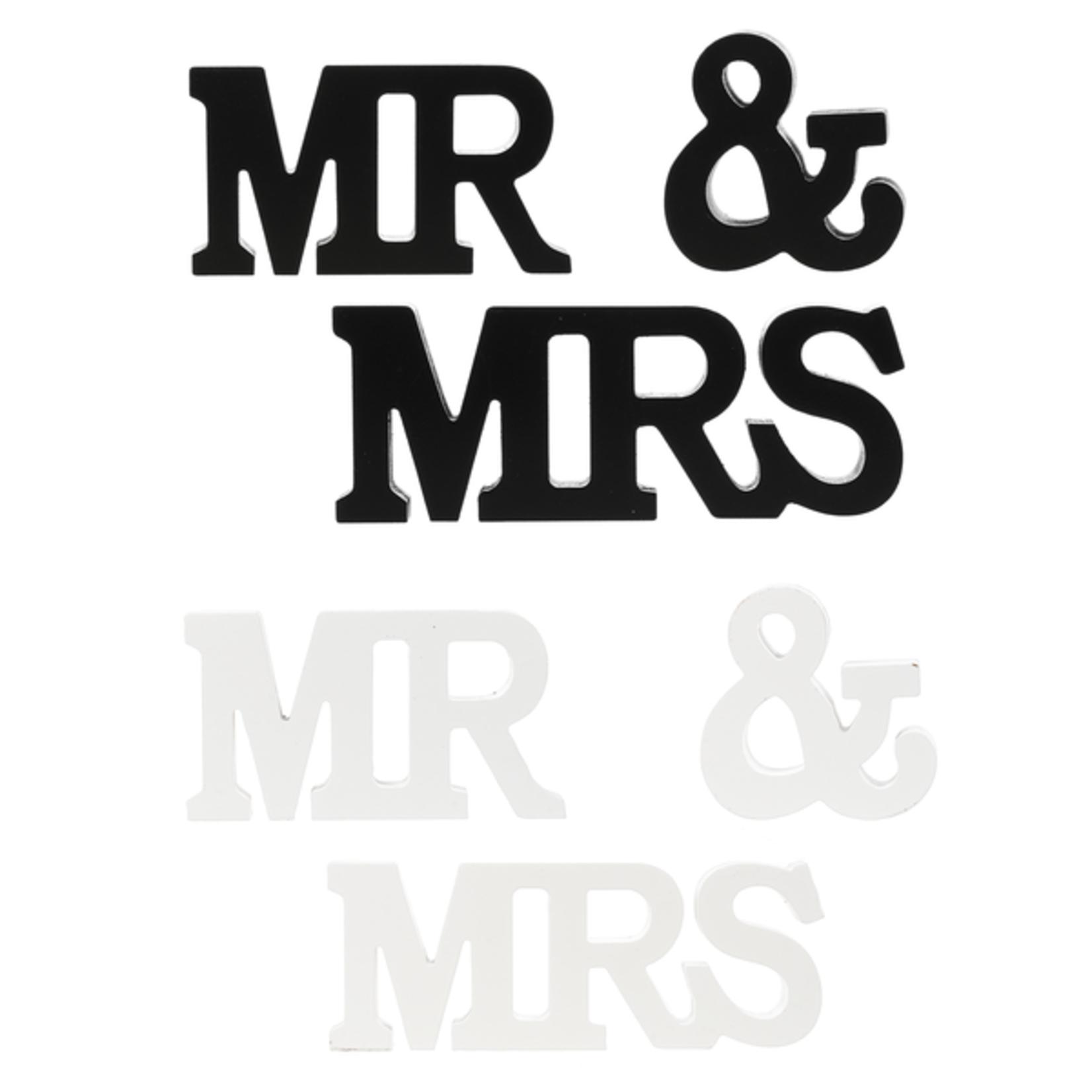 Mr. & Mrs Figurines