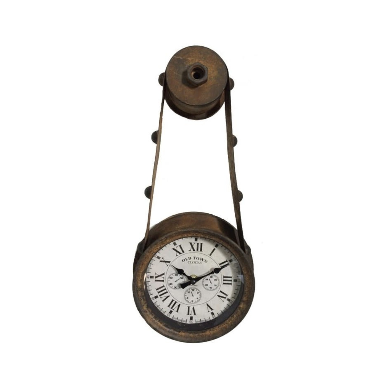 Wall Clock Pulley & Belt