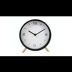 Round Desktop Clock W/Legs
