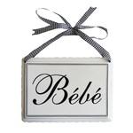 Door Sign - Bebe