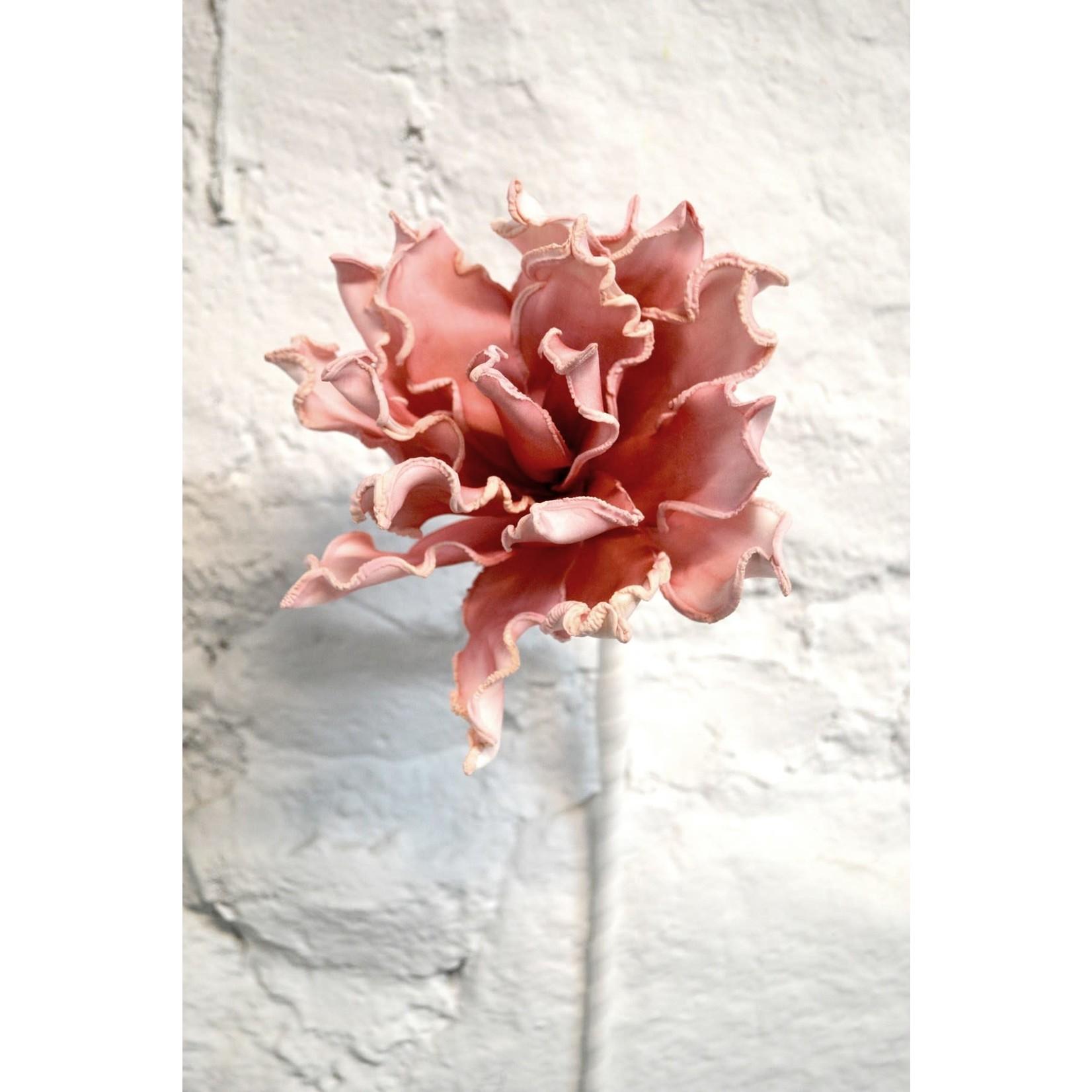 Pink Tiare Flower