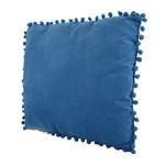 Blue PomPom - Cushion