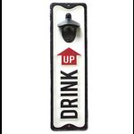 Drink Tin Sign