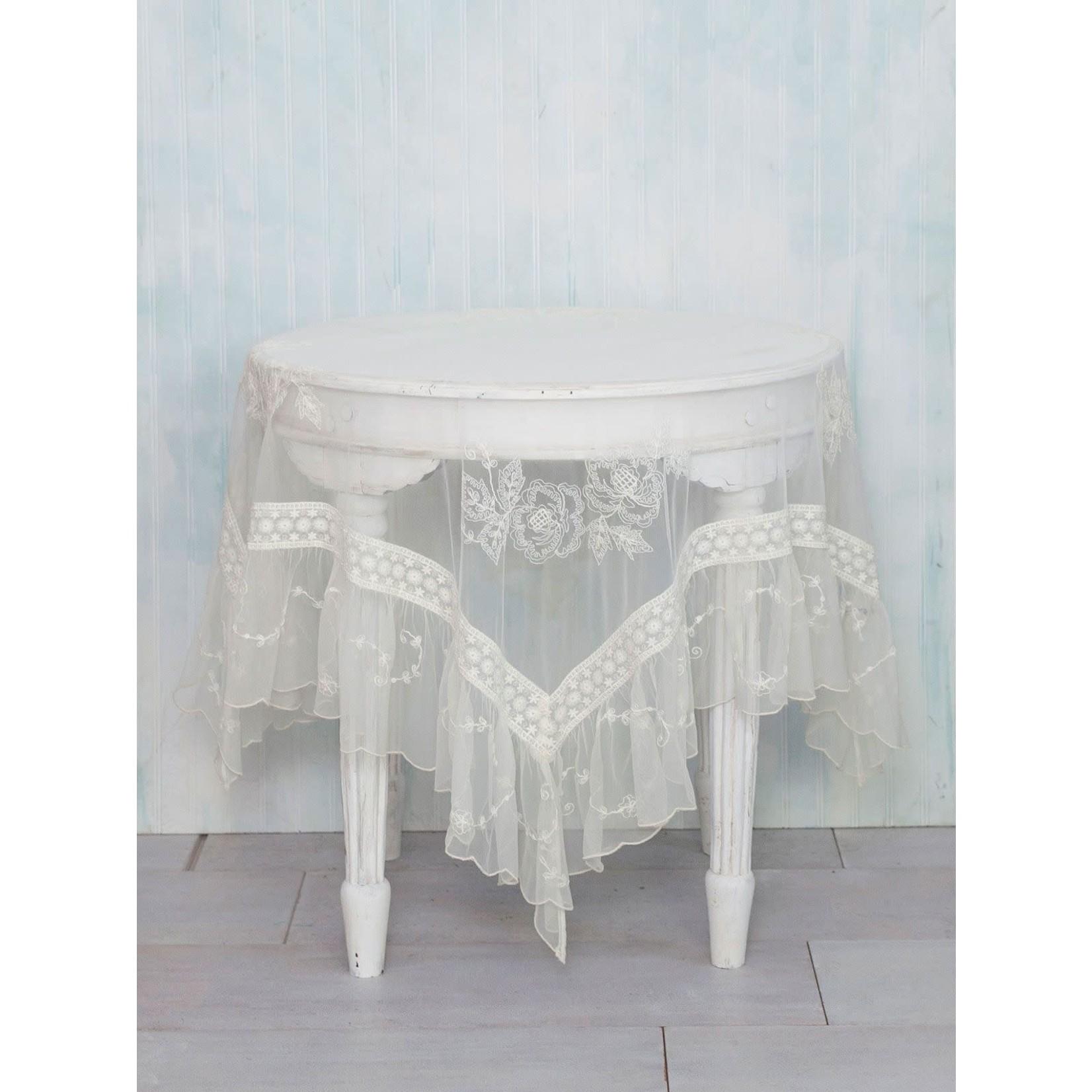 Angelic -  Ecru - Tablecloth