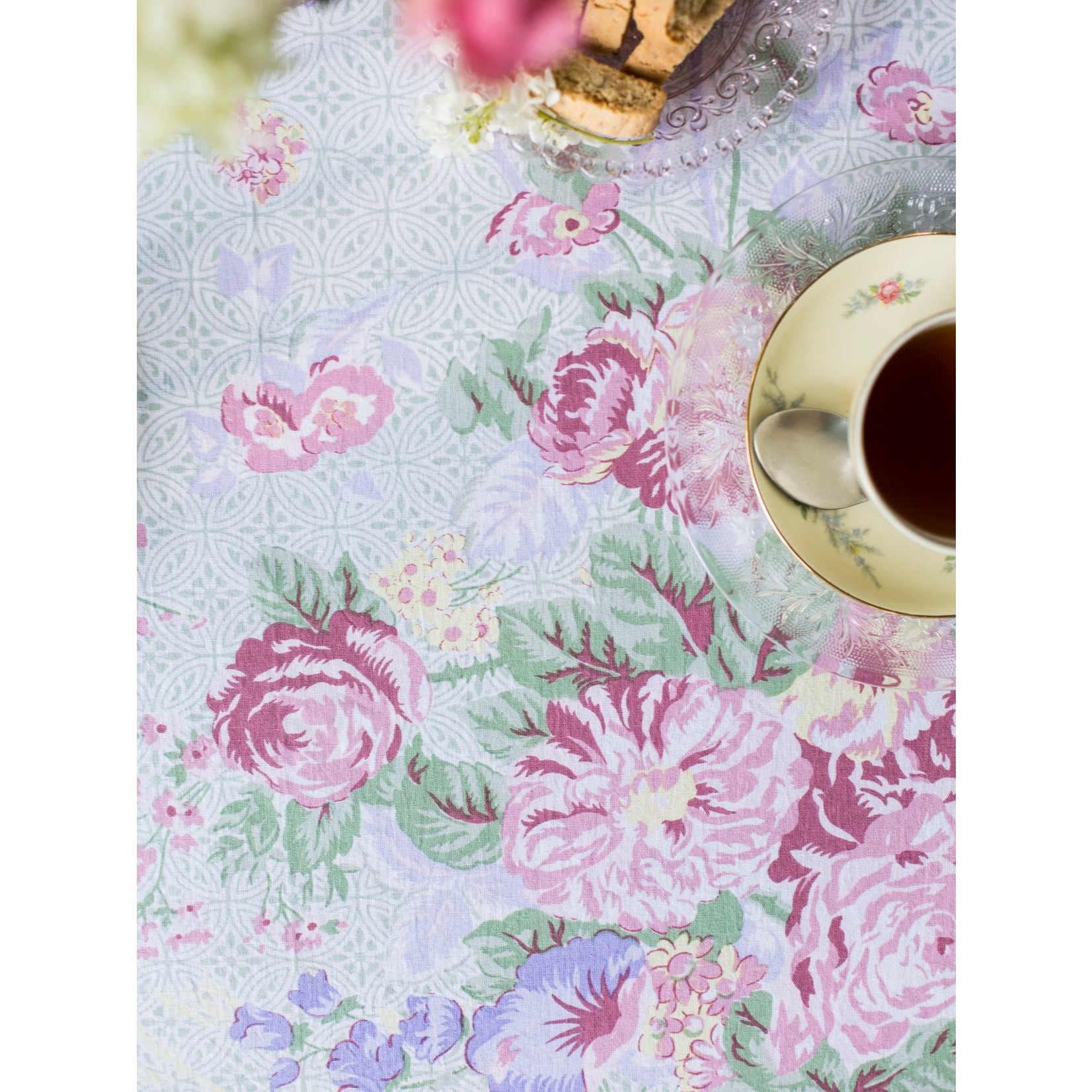 Marion Pastel Tablecloth