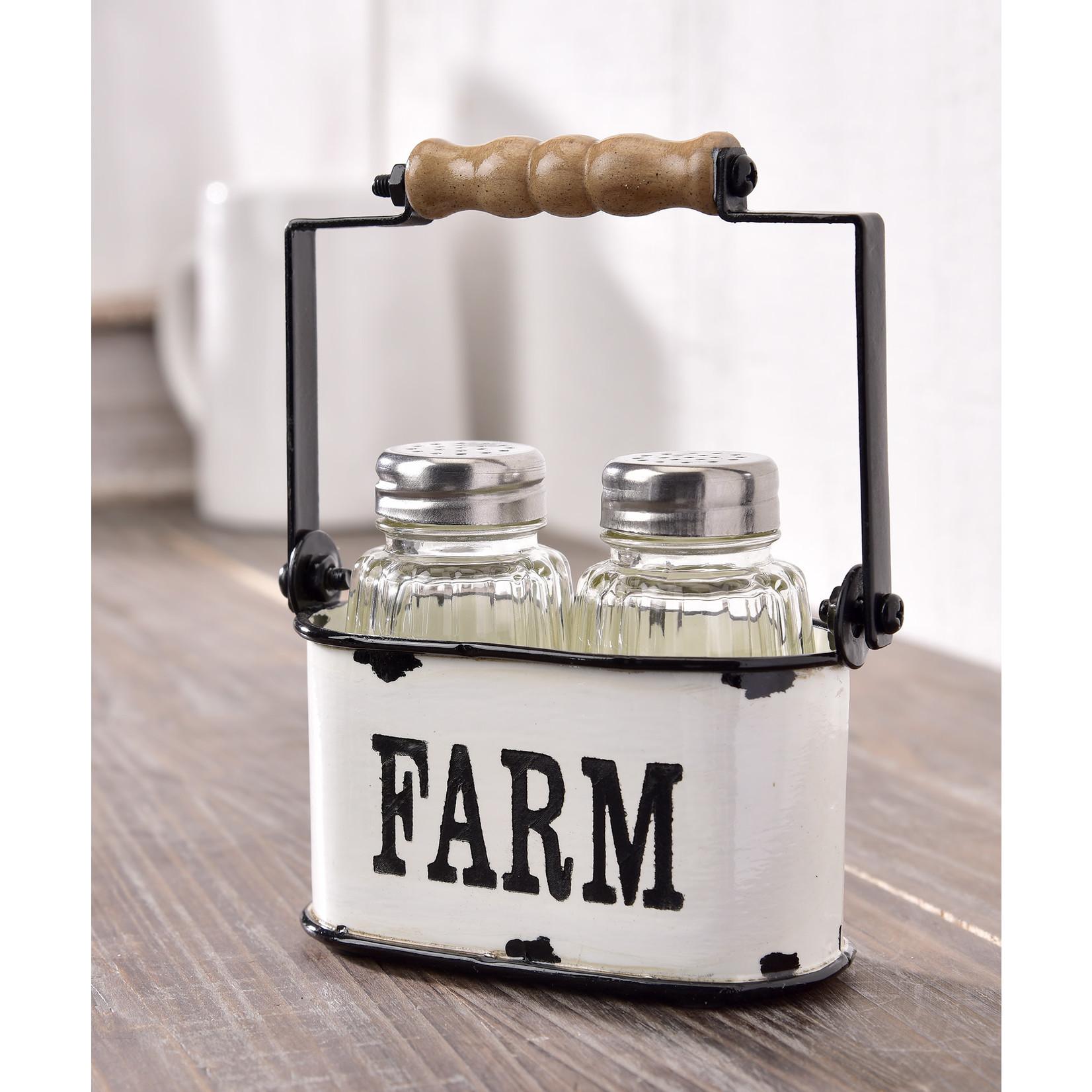 Farm Salt & Pepper Set