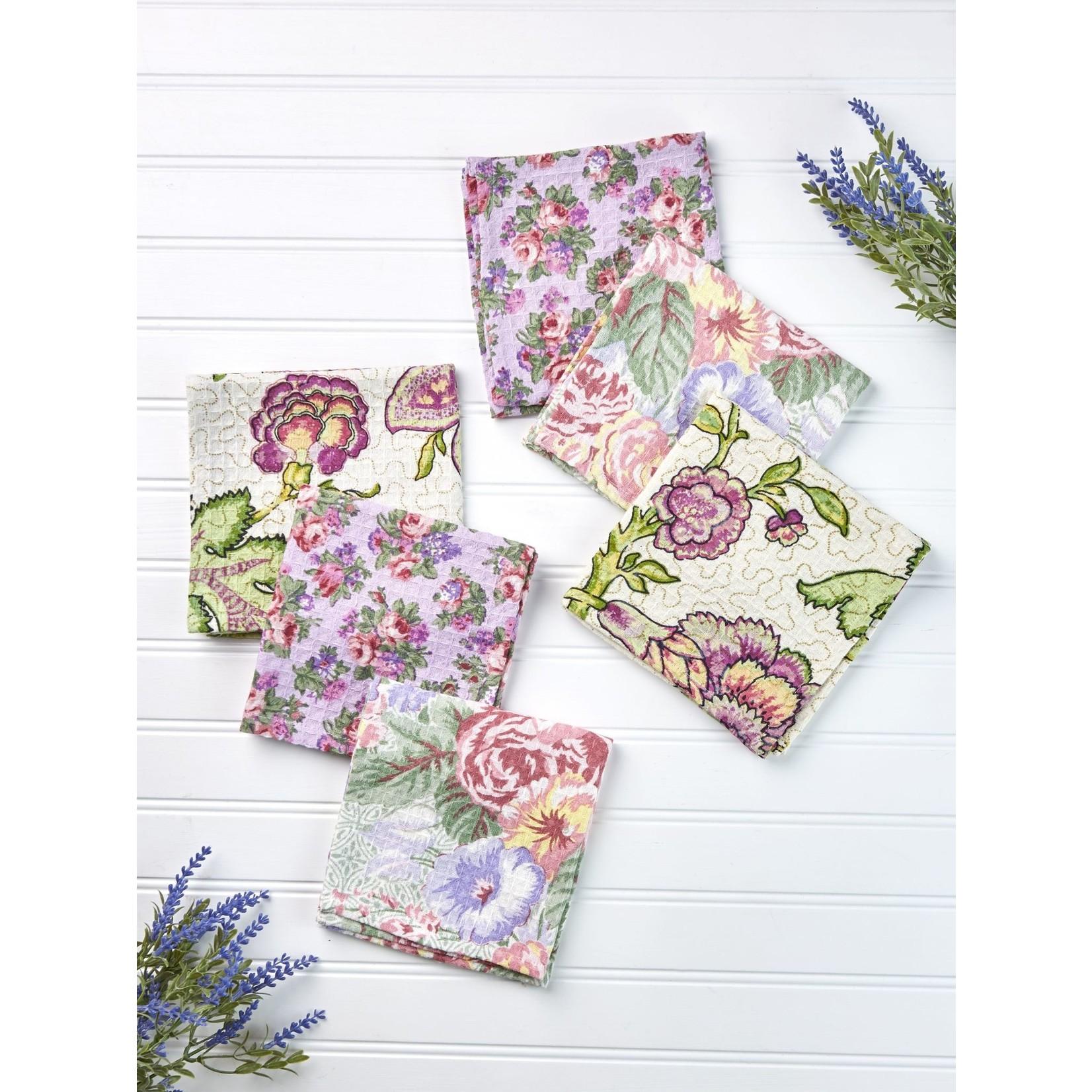 April Cornell Tea Garden Tiny Towel