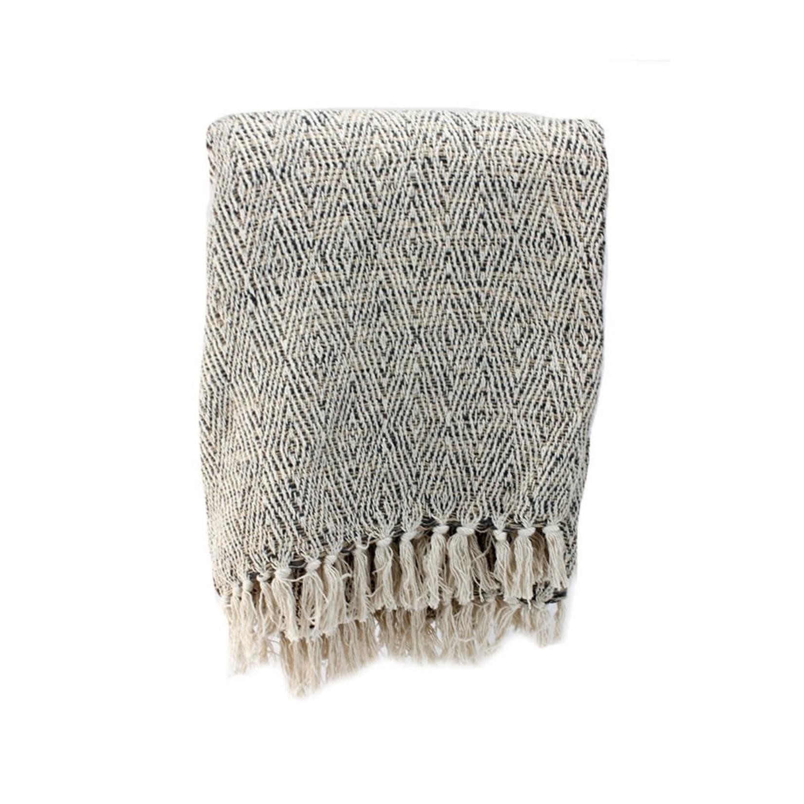 Throw Blanket - Grey