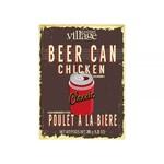 Retro Beer Can Chicken - Seasoning