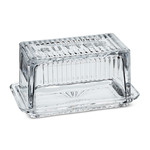 Rectangle Butter Dish - Large