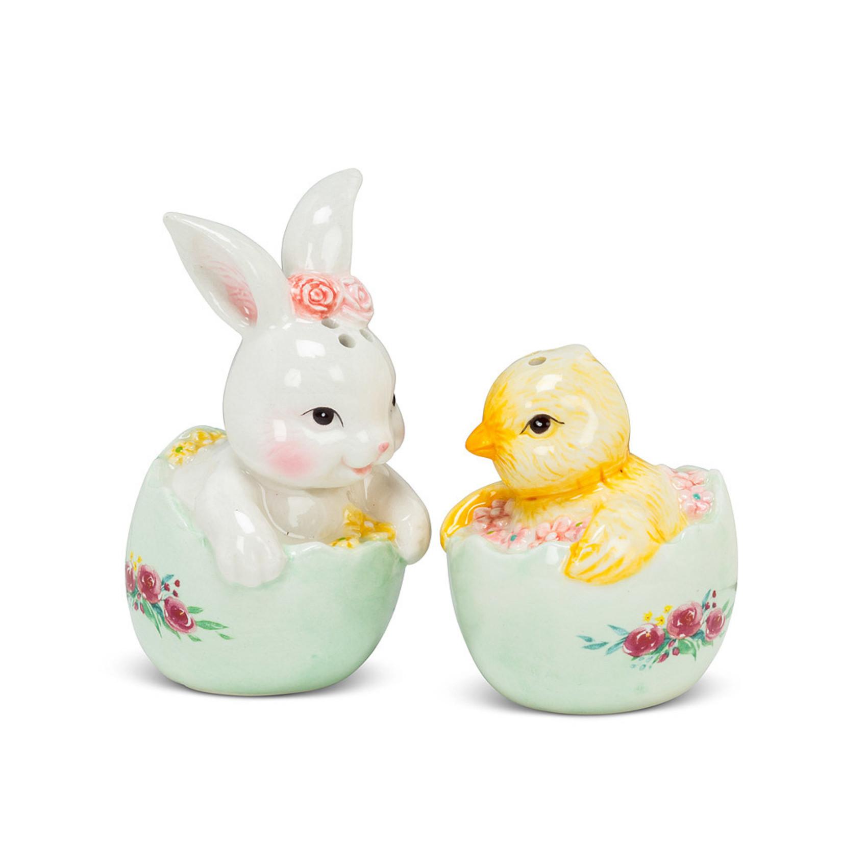 Rabbit & Chick S&P - Set