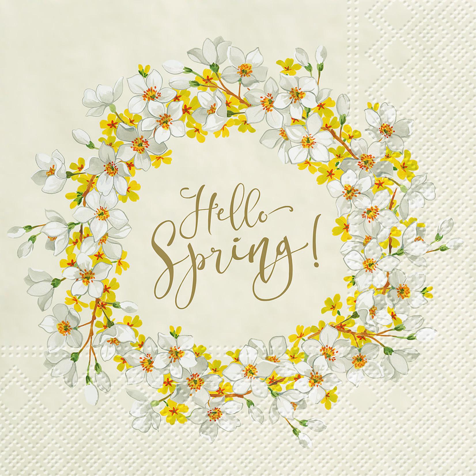 Spring Napkins