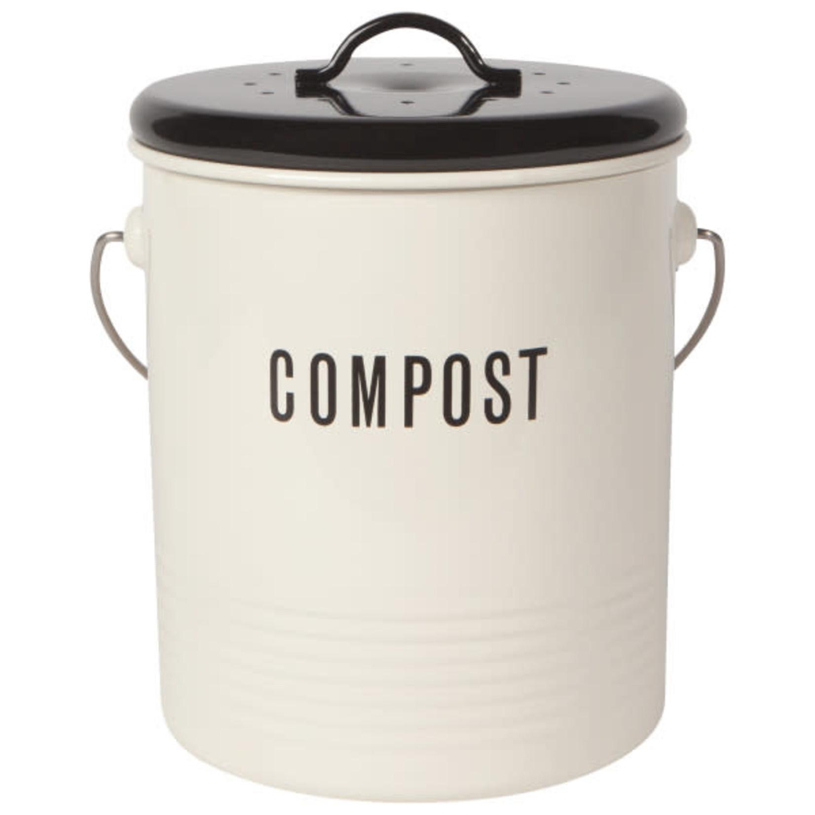 Compost Bin Vintage