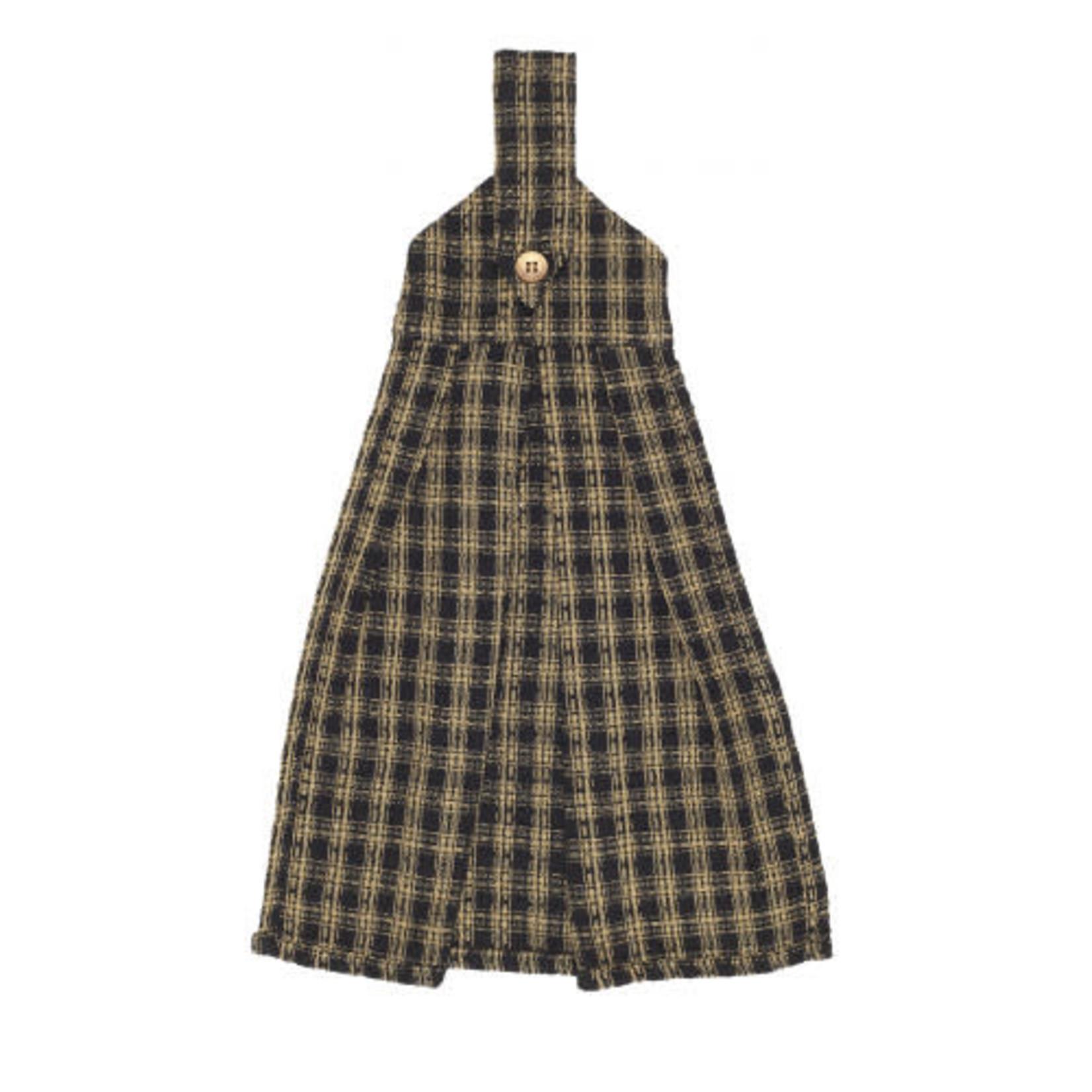 AP - Hanging Tie Button Towel