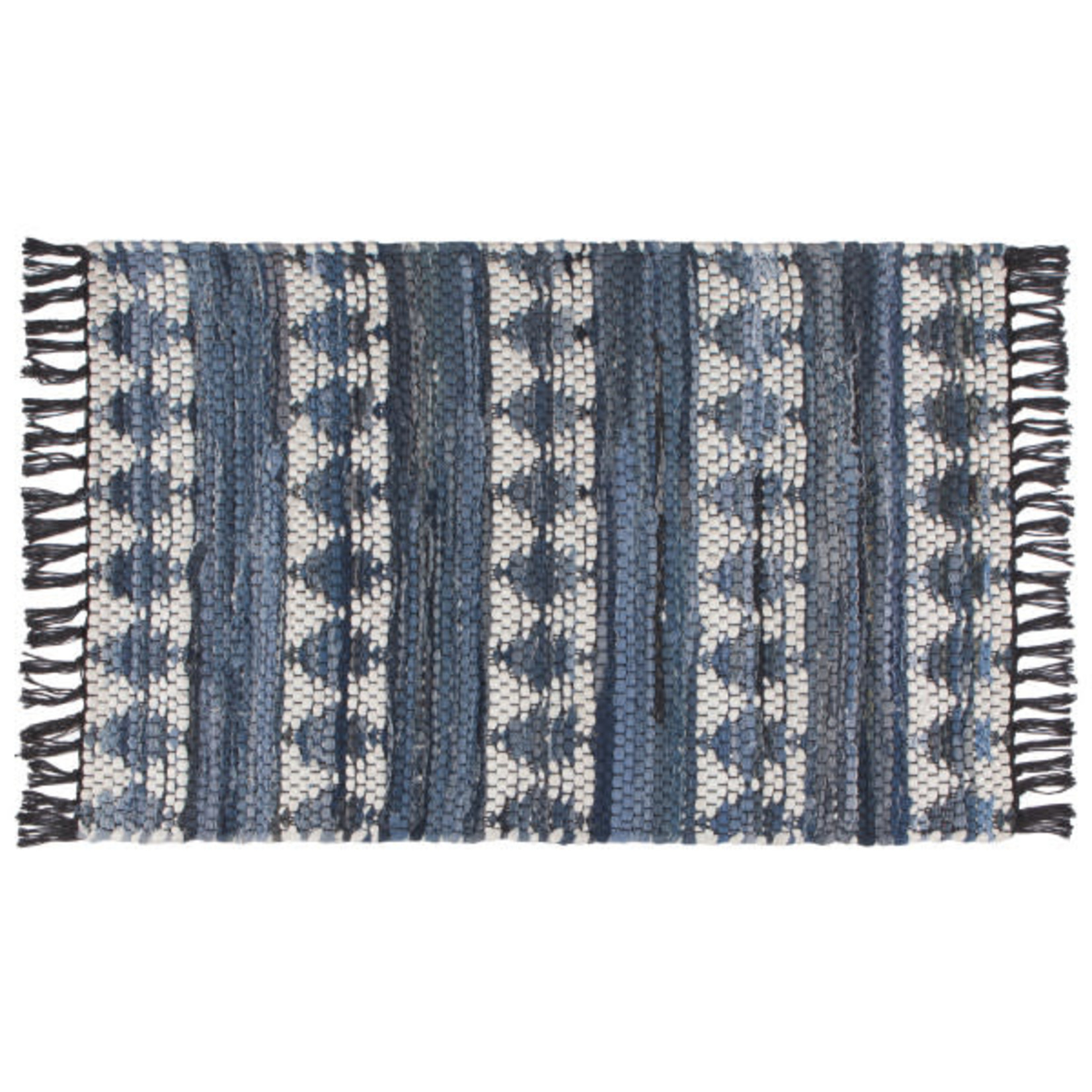 Cotton Chindi Wink - Rug