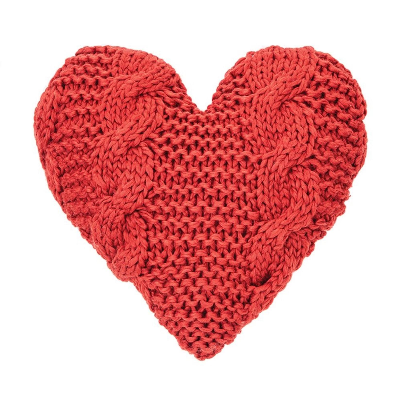 Cinnamon Heart Cushion