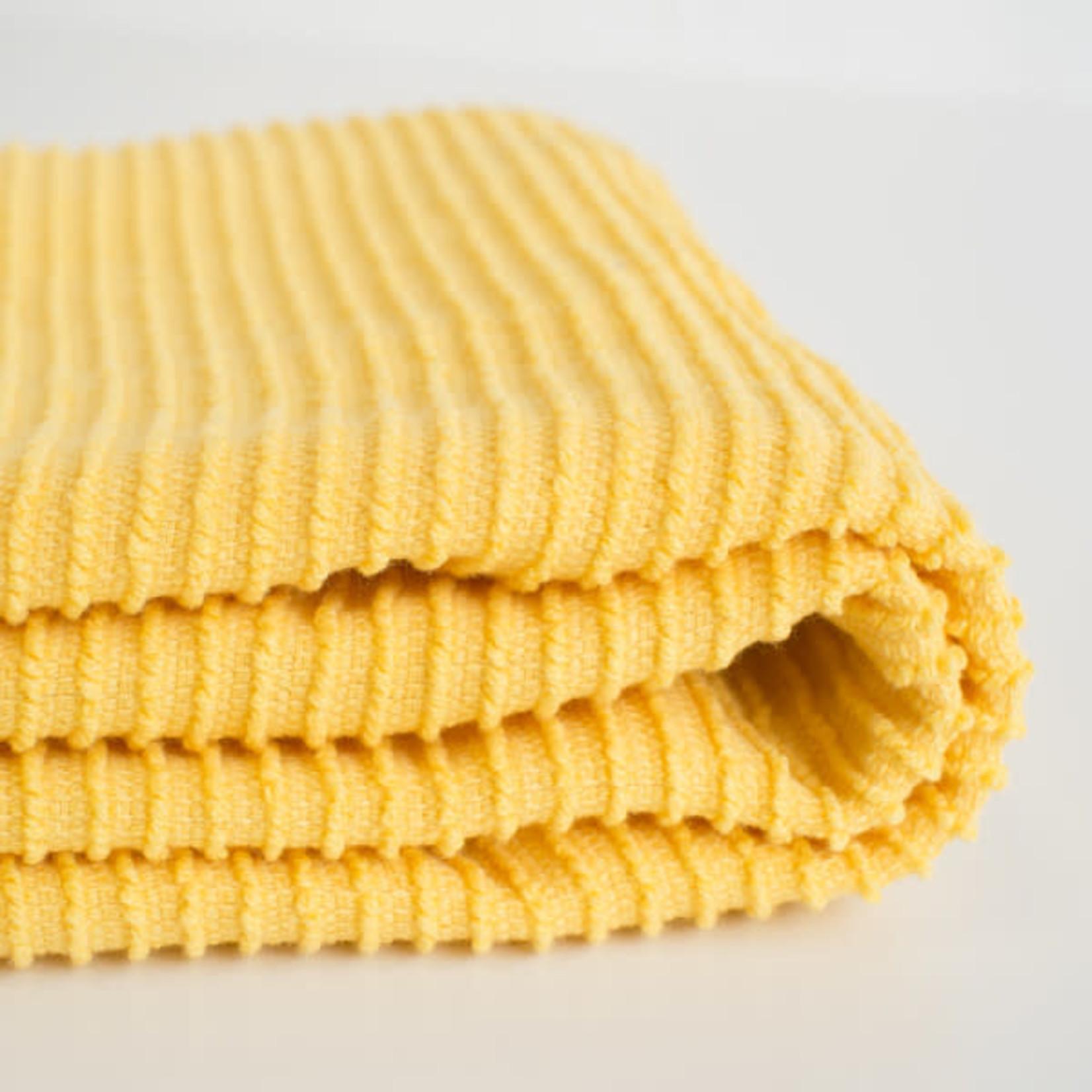 Ripple Lemon Tea Towel