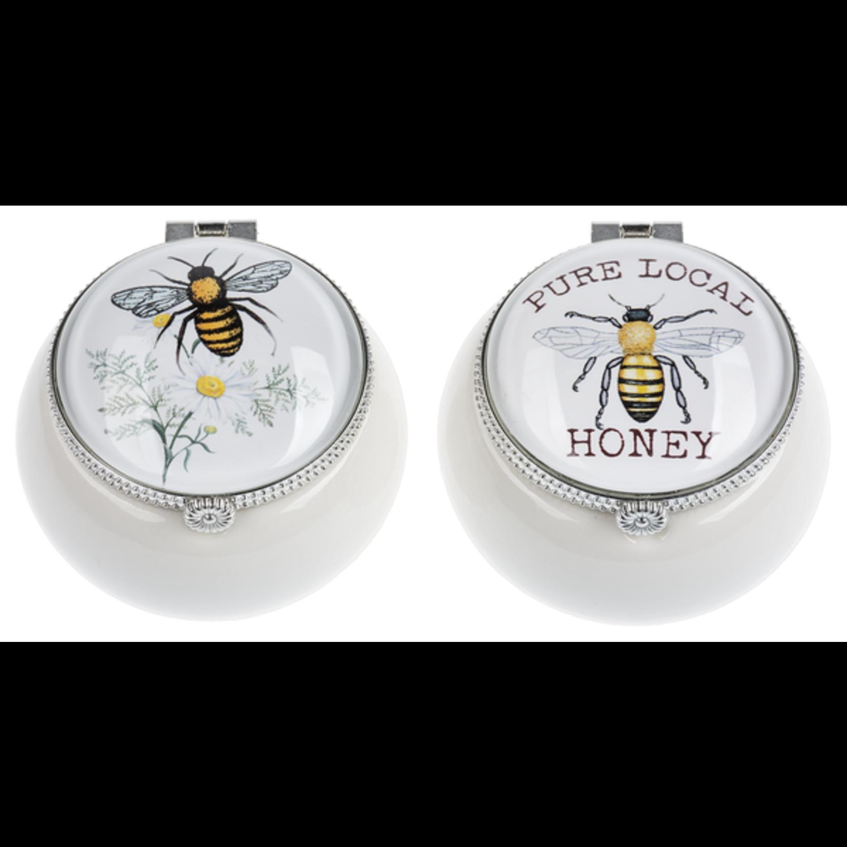 Bee Keepsake Boxes