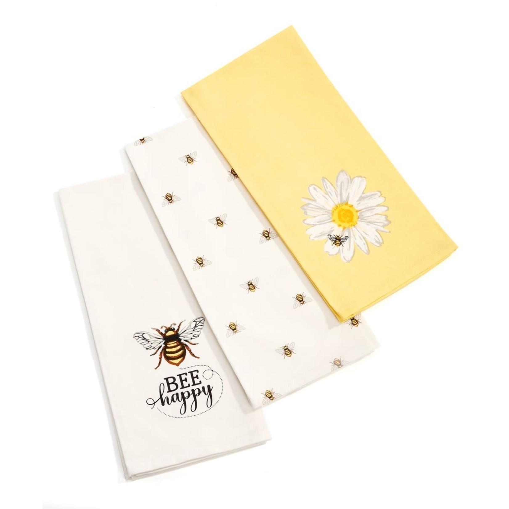 Bee Tea Towels