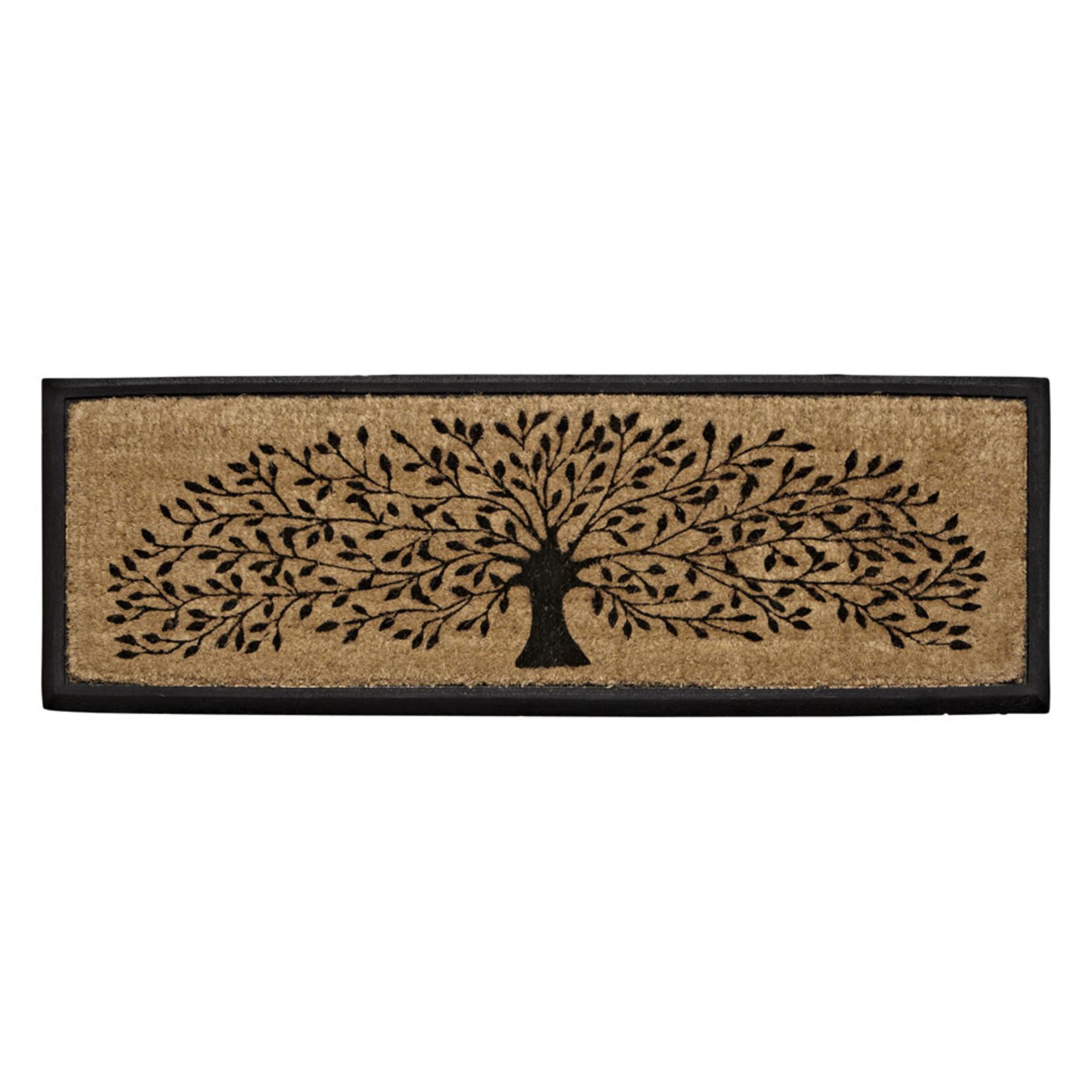 Long Tree Of Life Doormat