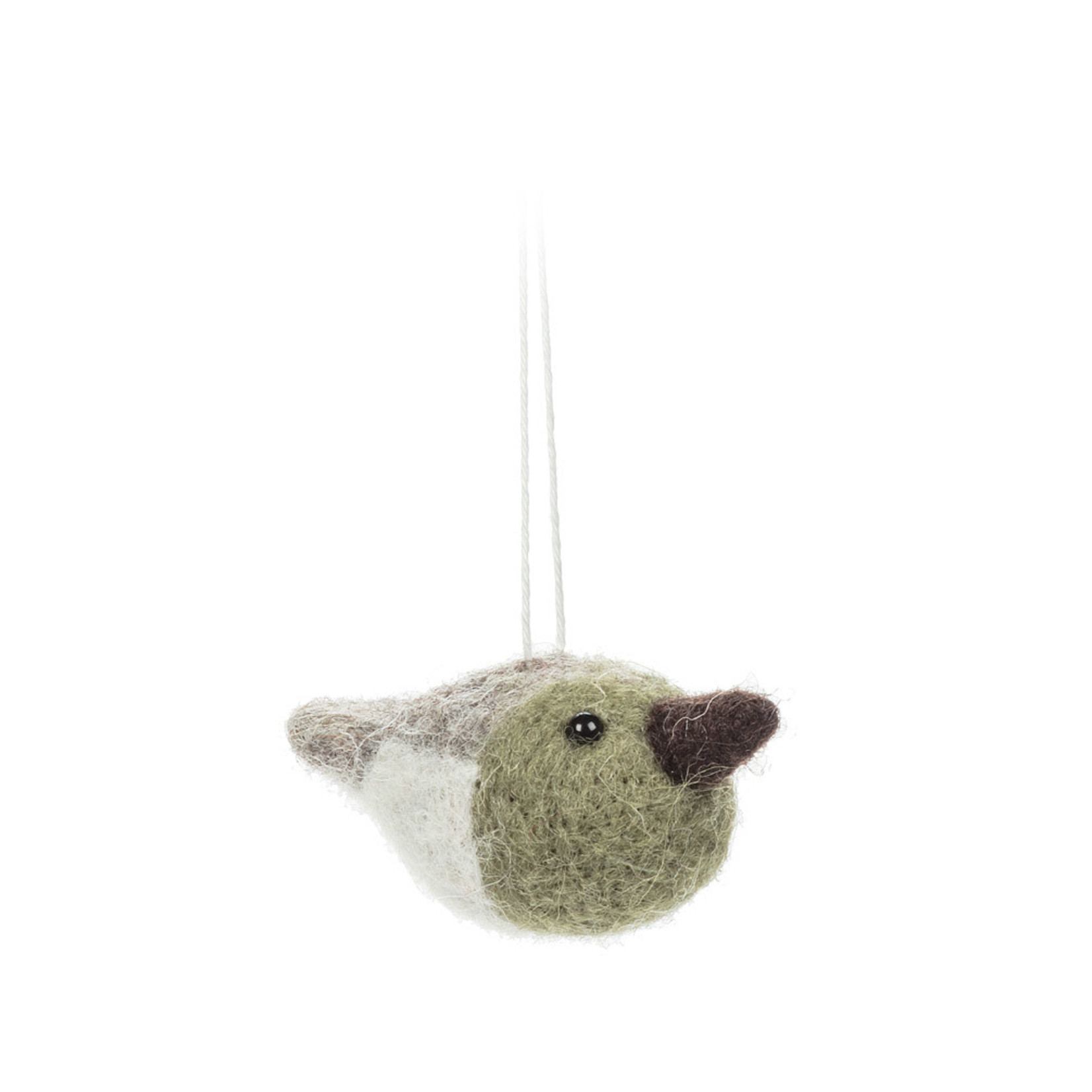 Mini Bird Ornament