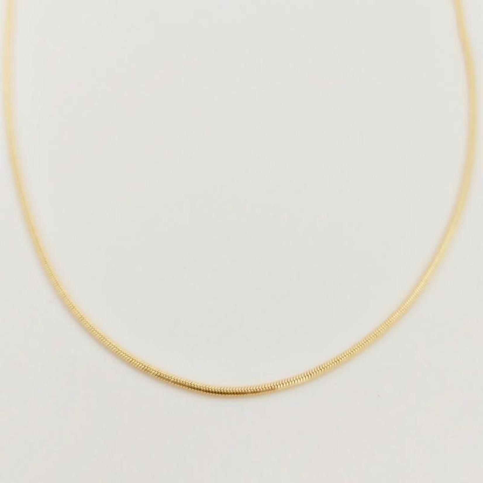 Snake Layering Necklace