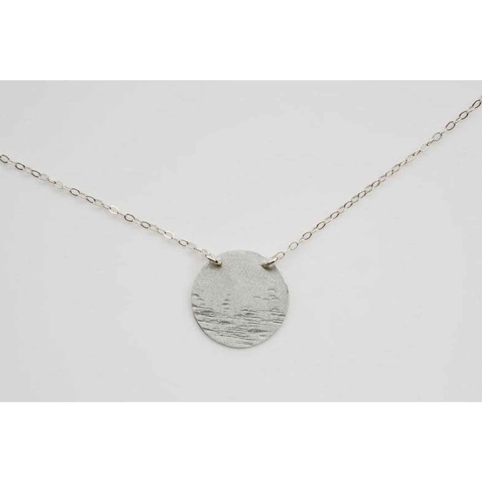 Moon Over Water - Necklace