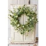 Wildflower Wishes Wreath