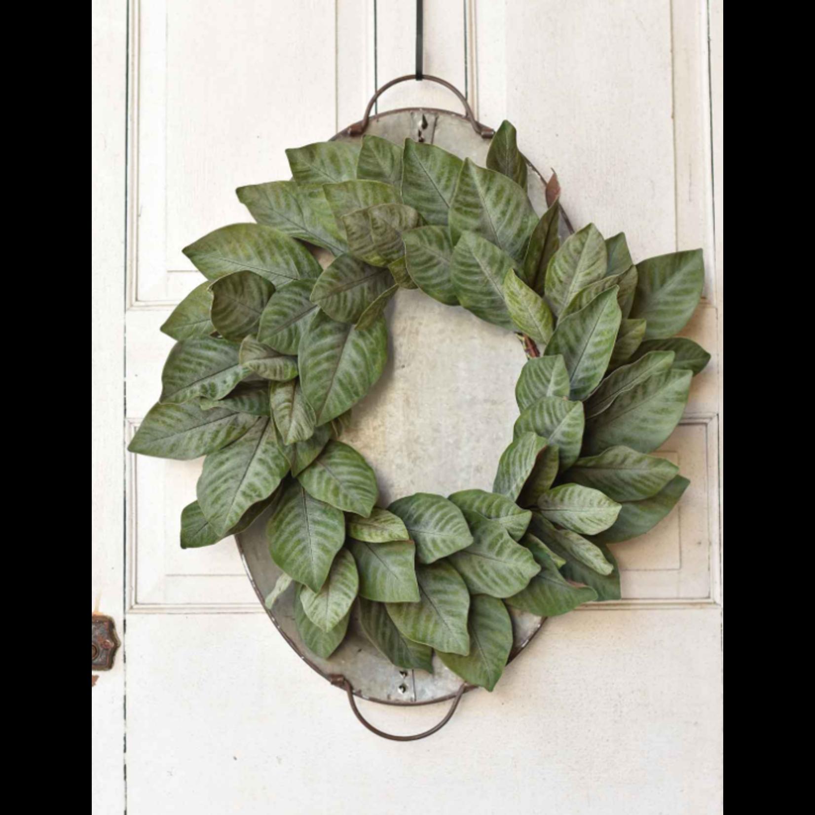 Enchanting Magnolia Wreath