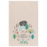 Happy Camper - Tea Towel