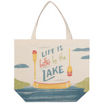 Lake Life Tote