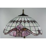 Pink Tiffany Lamp